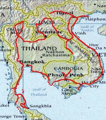 Ein Reisebericht aus Südost-Asien   M+M unterwegs