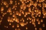 Der Himmel voller Lichter